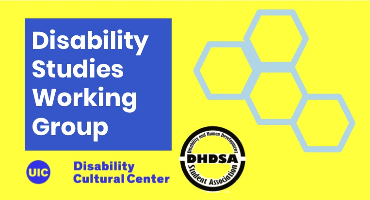 Disability Studies Working Group logo